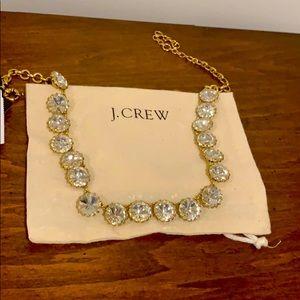NWT J.Crew Round Statement Necklace